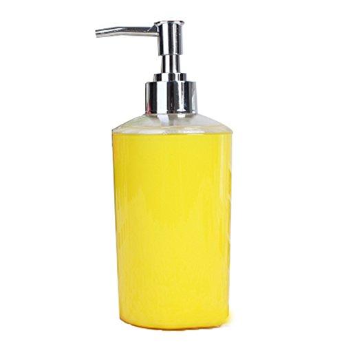 yellow lotion dispenser - 8