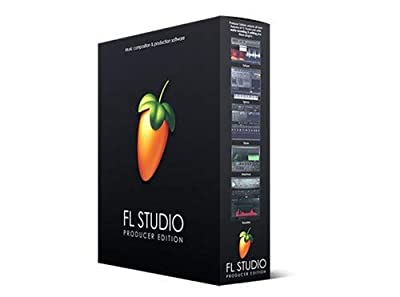 Image Line FL Studio 20 Producer Edition Mac/Windows with Microfiber and 1 Year Everything Music Extended Warranty by Image Line