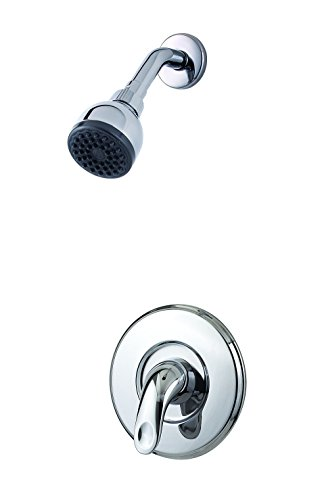 (Pfister  LG89-7SRC Serrano Shower Only Trim Kit 1.8 gpm Polished Chrome)