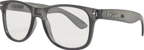 Brigada Lawless Sunglasses Charcoal/Clear
