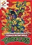 Teenage Mutant Ninja Turtles FC NES Famicom Japan Import