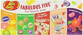 Review Jelly Belly Fabulous Five Gift Box