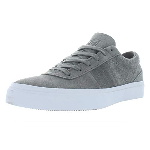 - Converse Mens One Star CC OX Suede Low Top Skate Shoes Gray 9.5 Medium (D)