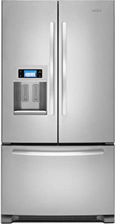 KitchenAid KFIS27CXMS Architect Series II 26.6 Cu. Ft. French Door  Refrigerator   Stainless Steel