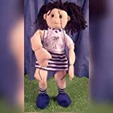 Sunny Toys WB1761 22 In. Girl Cat Dress Small, Marionette by Sunny Toys