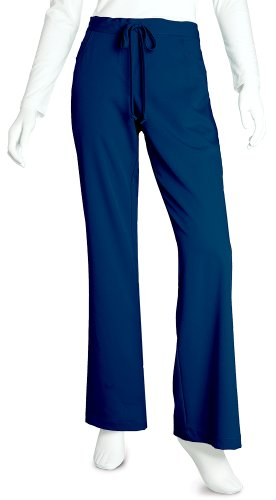 Grey's Anatomy Signature Women's Junior-Fit Five-Pocket Drawstring Scrub Pant