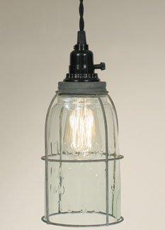 half gallon colored mason jars - 5