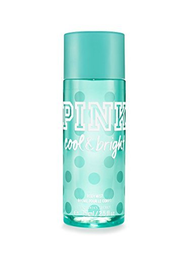 (Victoria's Secret PINK Body Cool & Bright Mini Travel Mist 2.5oz)