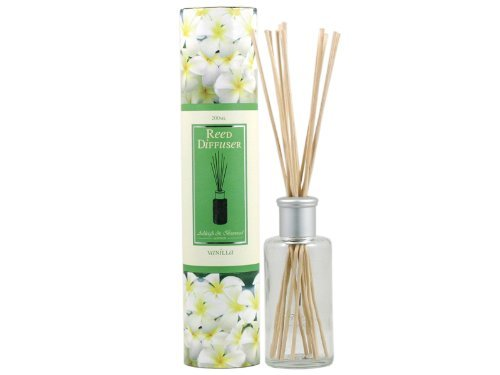 Wax Essentials Oil Reed Diffusers Vanilla by Ashleigh & - Shopping Burwood
