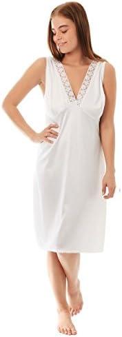 Ladies womens full slip petticoat under dress sizes 12-28