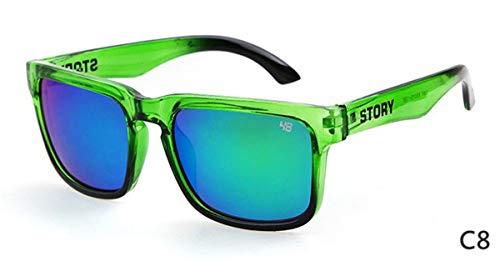 KOMNY de UV400 Marca de Sol Gafas Gafas Diseñador Unisex la Star Gafas Fuera de F Sol Clásicas Style Calientes Hombres de F Mujeres Sol Ventas Eyewares rg5rfqwx