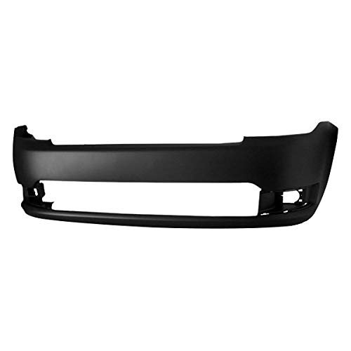 Value Bumper Cover For 2013-2017 Ford Flex Limited SE SEL Front Plastic Primed OE Quality Replacement