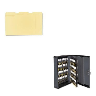 KITMMF2017290G2UNV12113 - Value Kit - MMF Security Key Cabinets (MMF2017290G2) and Universal File Folders (UNV12113)
