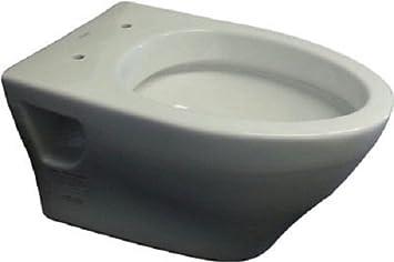 toto ct418fgno01 aquia wallhung dualflush toilet 16gpf - Power Flush Toilet