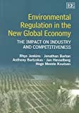 img - for Environmental Regulation in the New Global Economy: The Impact on Industry and Competitiveness by Rhys Jenkins (2004-05-31) book / textbook / text book