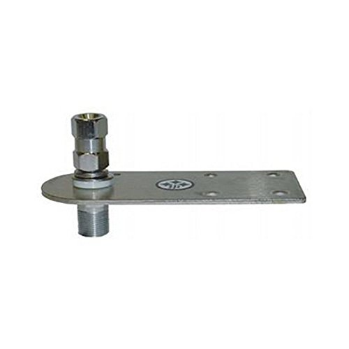 FireStik SS-F4A Screw-on flat stainless steel antenna mount ()