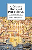 Front cover for the book A Concise History of Portugal by David Birmingham