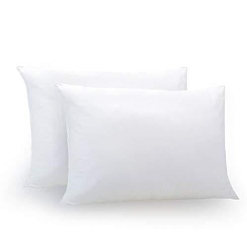 HBOEMDE Goose Down Alternative Bed Pillows for Sleeping-Stan
