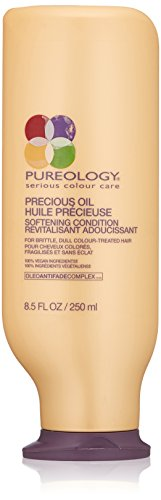 (Pureology Precious Oil Softening Conditioner for Brittle Dull Color Treated Hair)