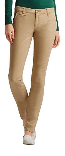 Aeropostale Womens Skinny Twill Pants