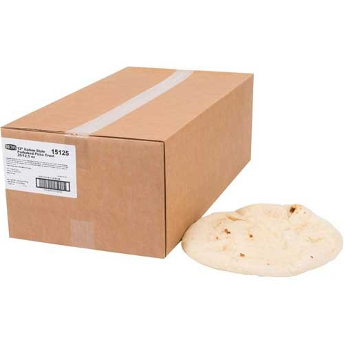 Richs Artisan Par Baked 12 inch Pizza Crust, 13.2 Ounce -- 20 per case. by Rich Products Corporation (Image #2)