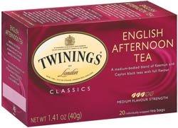 (Twinings English Afternoon Tea, 20 Tea Bags )