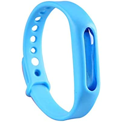 collectsound Anti Mosquito Pest Insect Bugs Repellent Repeller Wrist Band Bracelet Wristband Estimated Price £1.49 -