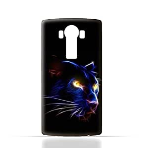 LG G4 TPU Silicone Case with Panther Eye
