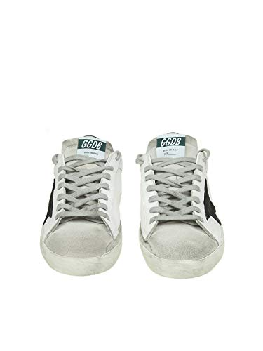 Bianco Goose Pelle G33MS590L31 Golden Uomo Sneakers wPqaqp0