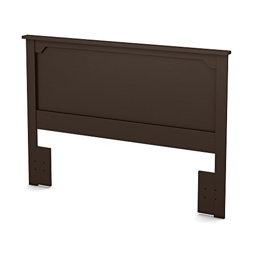 (South Shore Fusion Headboard, Full/Queen 54/60-Inch, Chocolate)