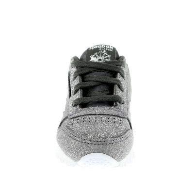 Donna 0 w Fitness ash pewter ms Da Grey Reebok Classic Scarpe Leather Multicolore w6fgXXq