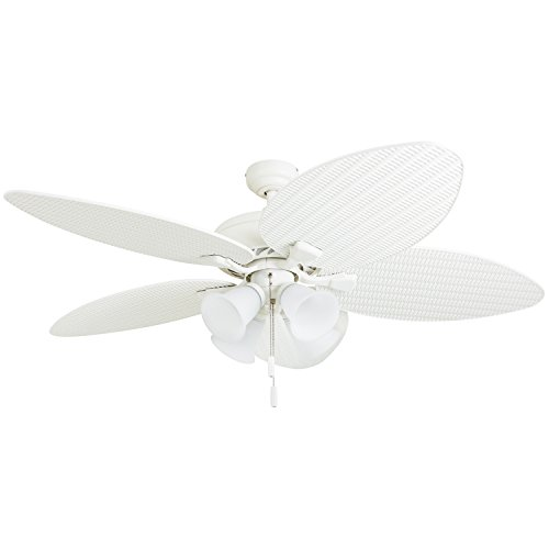 Honeywell Ceiling Fans 50509-01 Palm Lake Ceiling 52