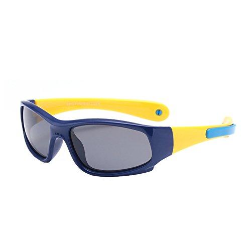 Price comparison product image Glasses for Kids,  CC JIMMYA Polarized Glasses Sports Sunglasses (9)