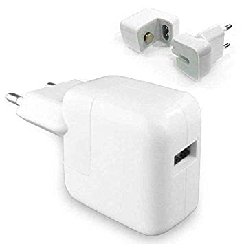Cargador Adaptador USB 10W 2.1A Compatible con Apple iPad 1 ...