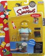 Simpsons Series 4 Ralph Wiggum Action -