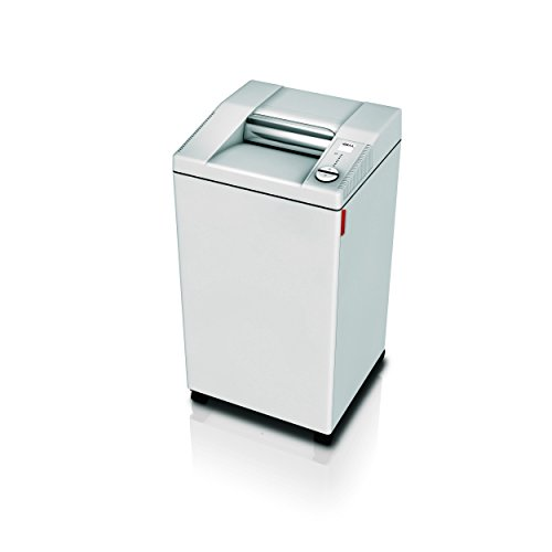 Ideal. 2604 Continuous Operation Strip-Cut Centralized Office Paper, 27–30 Sheet Feed Capacity, 26 Gallon Bin, 1 HP Motor, P-2 Security Level by Ideal