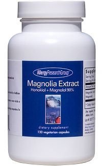 Allergy Research Group - Magnolia Extract - Magnolia Bark Extract