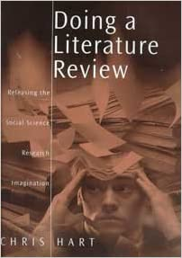 Books on literature review