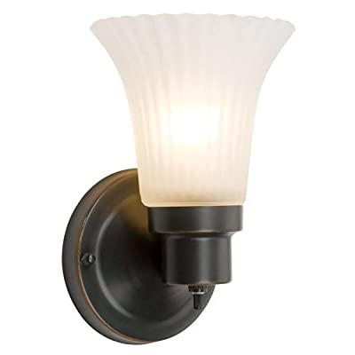 Design House The Village 1-Light Wall Sconce