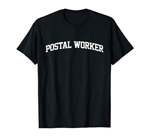 Postal Worker Staff Uniform Funny T-Shirt