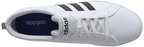 Bianco Da Uomo Scarpe Adidas Pace Ginnastica Vs Nero qYUfa