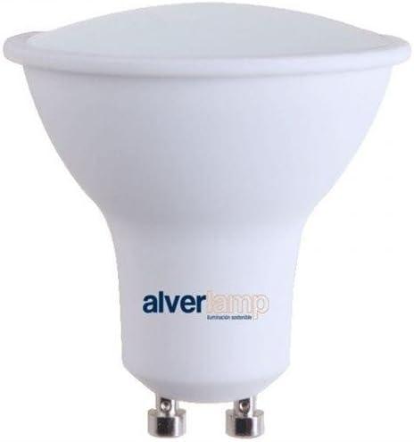 Alverlamp LGSMD0560 - Lámpara led dicroica smd 5w gu10 6000k ...