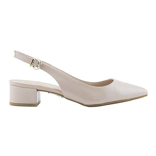 Zapatos Zapatos Piel Piel Charol Zapatos Beige Piel Beige Charol qR6wBXR4
