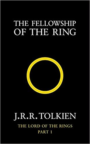 The Fellowship Of The Ring The Lord Of The Rings Vol 1 Tolkien J R R 9780261102354 Amazon Com Books