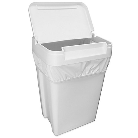 Planet Wise Reusable Pail Liner in White