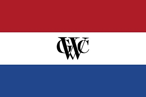 Dutch Coat Of Arms (magFlags Large Flag Dutch West India Company | landscape flag | 1.35m² | 14.5sqft | 90x150cm | 3x5ft -- 100% Made in Germany -- long lasting outdoor flag)
