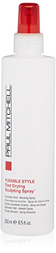 Paul Mitchell Fast Drying Sculpting Spray, 8.5 Fl - Flexible Styling Spray