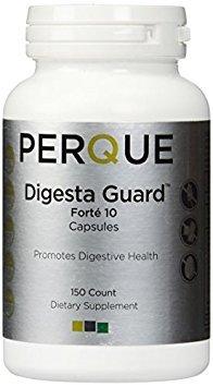 Perque Digesta Guard Forte, 150 Count Review