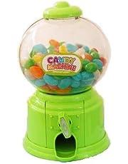 Mini Candy Machine Gumball Machine Piggy Bank Money Box Green