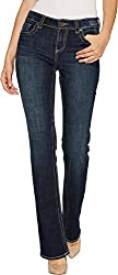 Kut From The Kloth Women S Natalie Bootcut Long Inseam Jean Vagos 14
